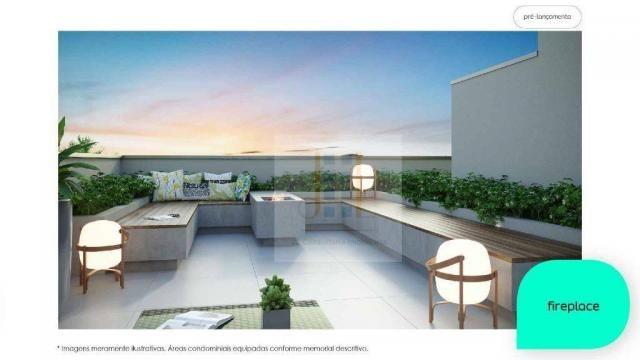 Apartamento com 2 dormitórios à venda, 48 m² - Cidade Industrial - Curitiba/PR - Foto 8