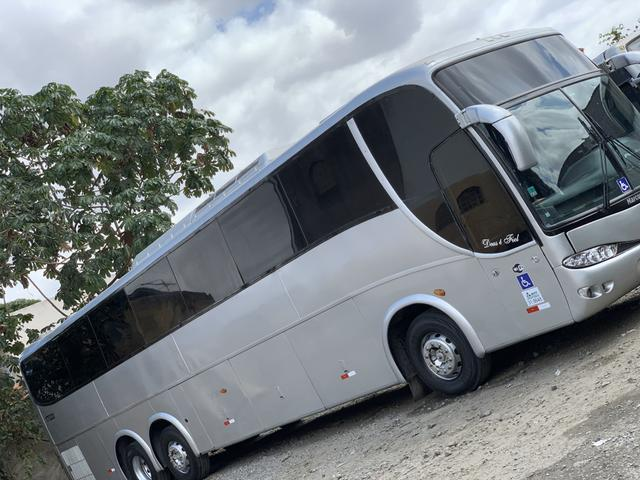 Ônibus Marcopolo Mercedes