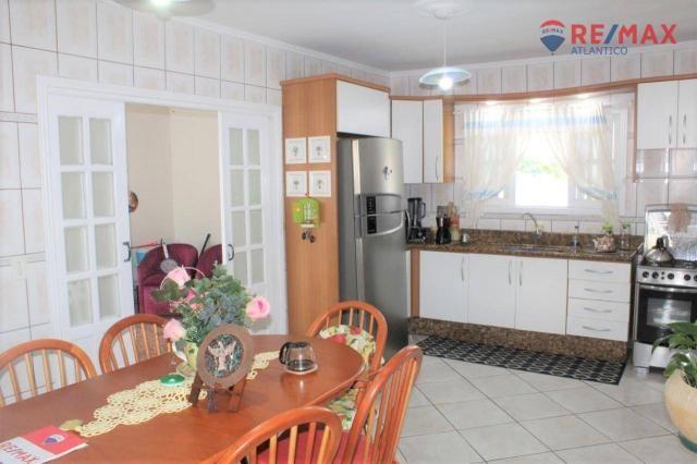 Casa com piscina e 2 dormitórios à venda centro - navegantes/sc - Foto 5