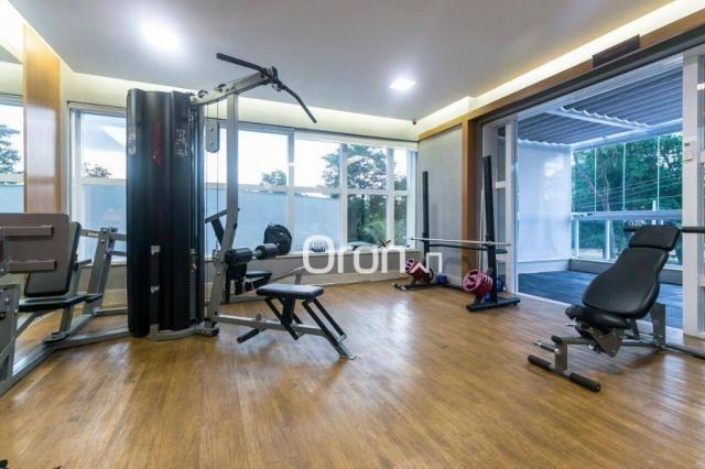 Apartamento com 4 dormitórios à venda, 271 m² por r$ 2.213.000,00 - jardim goiás - goiânia - Foto 20