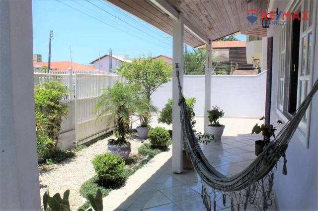 Casa com piscina e 2 dormitórios à venda centro - navegantes/sc - Foto 17