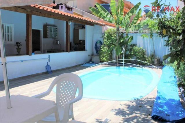 Casa com piscina e 2 dormitórios à venda centro - navegantes/sc - Foto 12