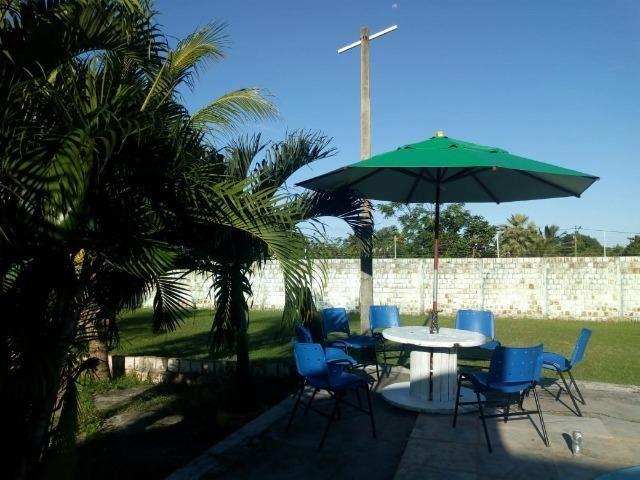Casa de Praia com psicina e campo no Pacheco - Foto 3