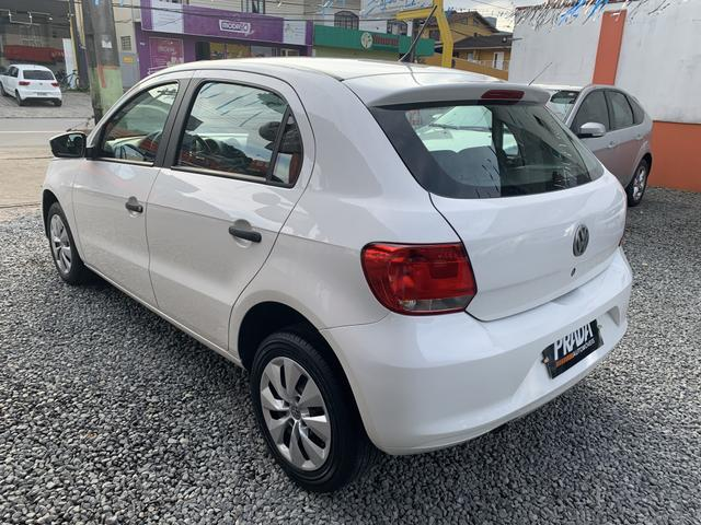 Vw Gol City 1.0 Flex Manual 2015 - Foto 9