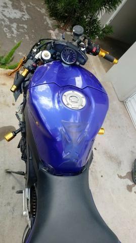 Sucata Para Retirada De Peças Yamaha Yzf R1 Ano 2008 Yzf1000 - Foto 2