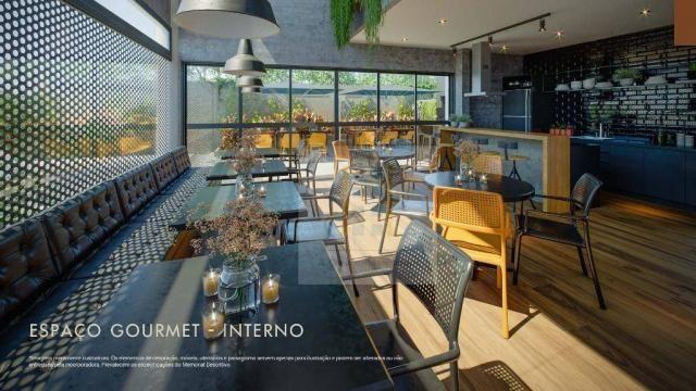 Apartamento com 3 dormitórios à venda, 73 m² - Mossunguê - Curitiba/PR - Foto 5