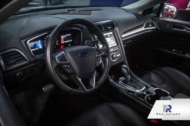 Ford Fusion Hybrid 2.0 CVT 2016 - Foto 8
