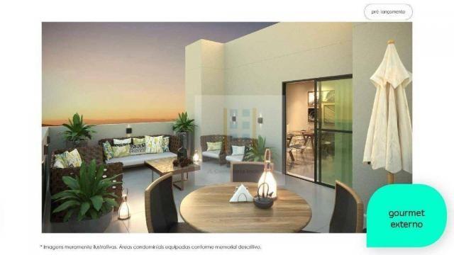 Apartamento com 2 dormitórios à venda, 48 m² - Cidade Industrial - Curitiba/PR - Foto 5