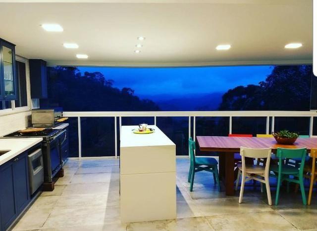 3092 - Casa de Luxo em Condomínio Fechado em Domingos Martins/ES - Foto 18