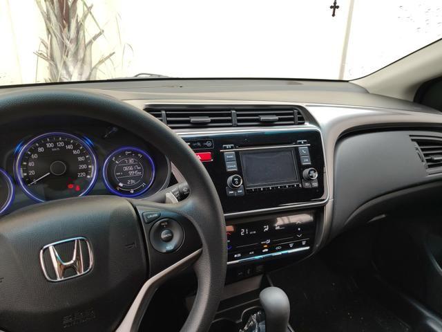 Honda city EX 2015 Aut
