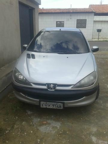 Peugeot 206 1.4 VC COMPLETO ACEITO TROCAS