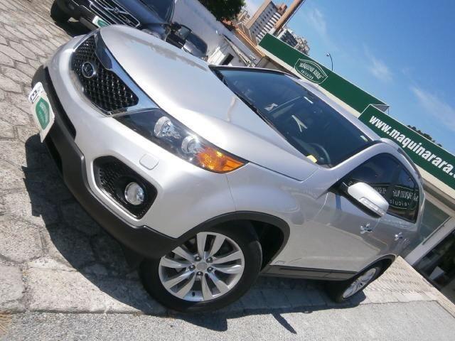 Kia Motors Sorento ex 3.5 v6 7 lugares - Foto 13