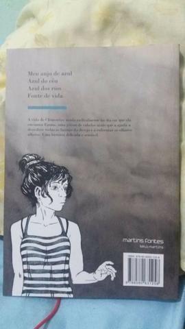 Azul é a Cor Mais Quente - Graphic Novel - Foto 2