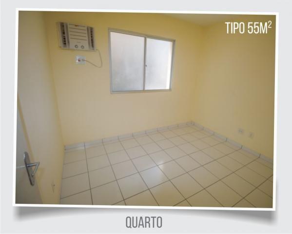 Residencial itaoca. aptos 02 quartos! - Foto 10