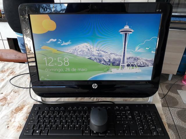 Computador HP zerado