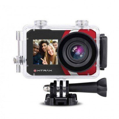 Câmera de Ação Xtrax Selfie 4K - Foto 3