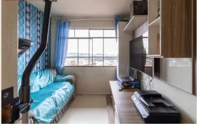 Apartamento à venda com 1 dormitórios em Alto boqueirão, Curitiba cod:LIV-8565 - Foto 4