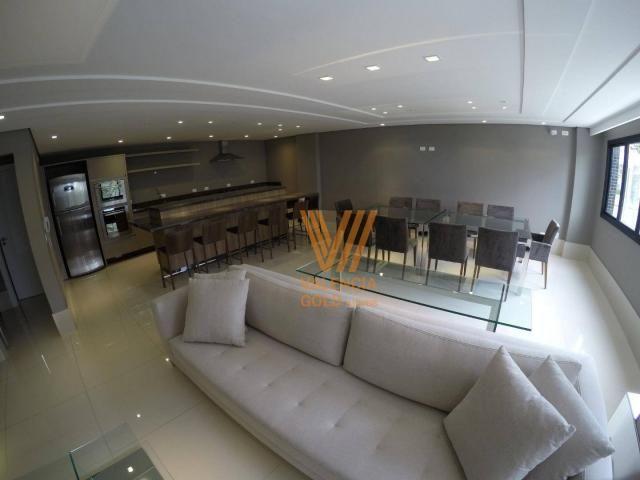 Ed. Contemporanium | Apartamento 4 Dormitórios | 4 Suítes | SPA | Champagnat