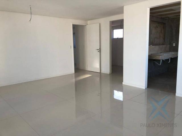 Apartamento com 4 dormitórios à venda, 245 m² - Meireles - Fortaleza/CE - Foto 6