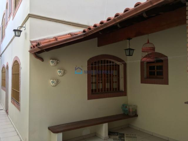 Sobrado, 5 suítes, quintal, espaço Gourmet, 4 vagas! 1.600 m do Plaza Sul /2.800 m metrô A - Foto 17