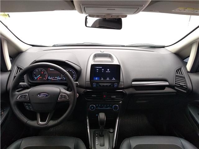 Ford Ecosport 1.5 ti-vct flex freestyle automático - Foto 12