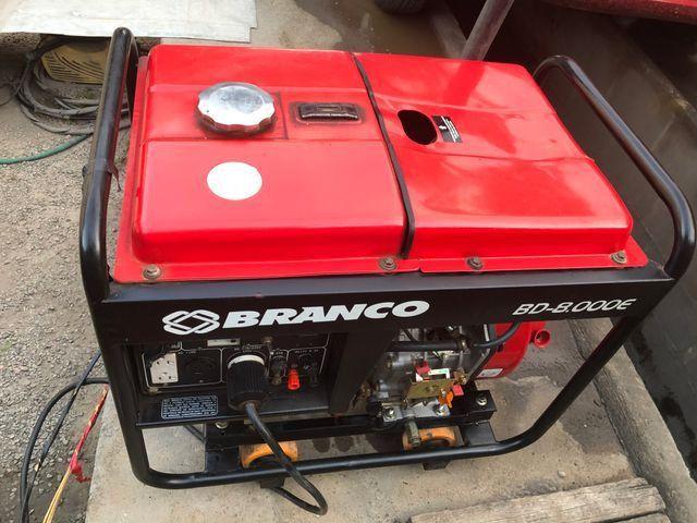 Gerador a Diesel injeção eletrônica de 8 KVA, partida elétrica - Foto 5