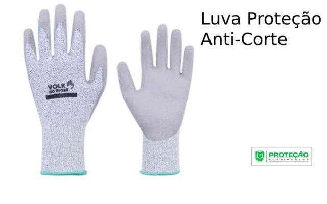 Luva proteção anti-corte - *Entrega grátis para Maringá/PR - Foto 2