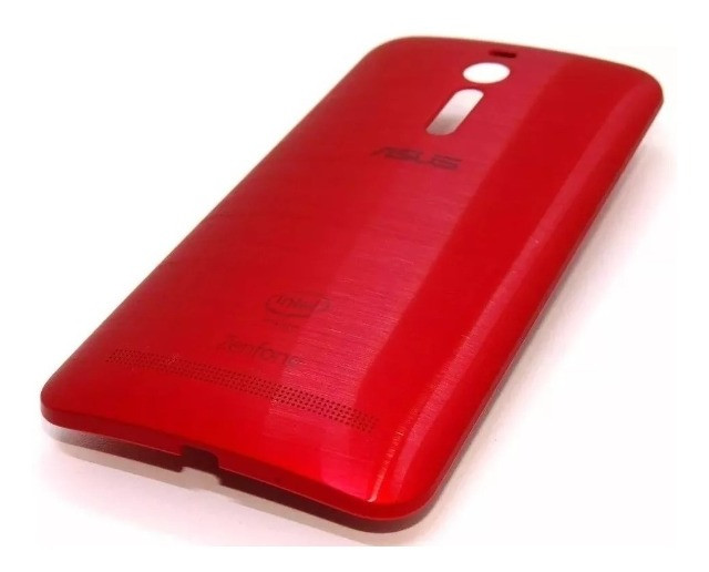 Capa Traseira Zenfone 2 Zen Case Vermelho - Foto 4