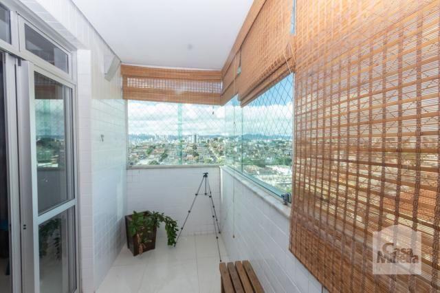 Apartamento à venda com 4 dormitórios em Caiçaras, Belo horizonte cod:256092 - Foto 2