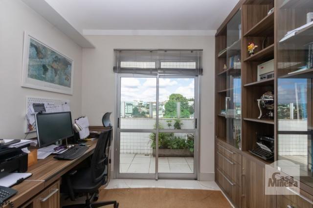 Apartamento à venda com 4 dormitórios em Caiçaras, Belo horizonte cod:256092 - Foto 16