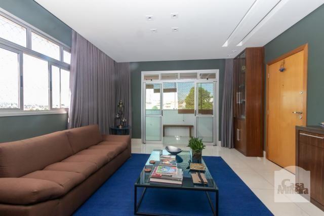 Apartamento à venda com 4 dormitórios em Caiçaras, Belo horizonte cod:256092