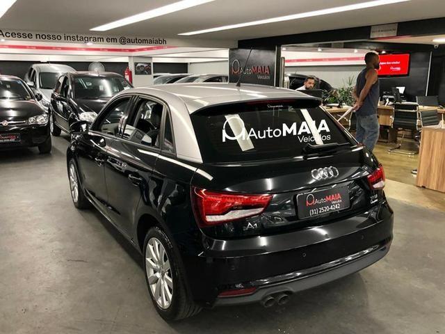 Audi A1 Sportback Attraction 1.4 TFSi com Bancos de Couro Top!!! - Foto 2
