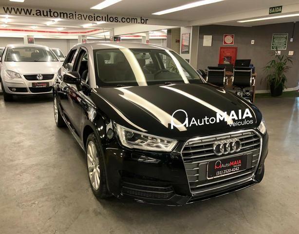 Audi A1 Sportback Attraction 1.4 TFSi com Bancos de Couro Top!!! - Foto 5