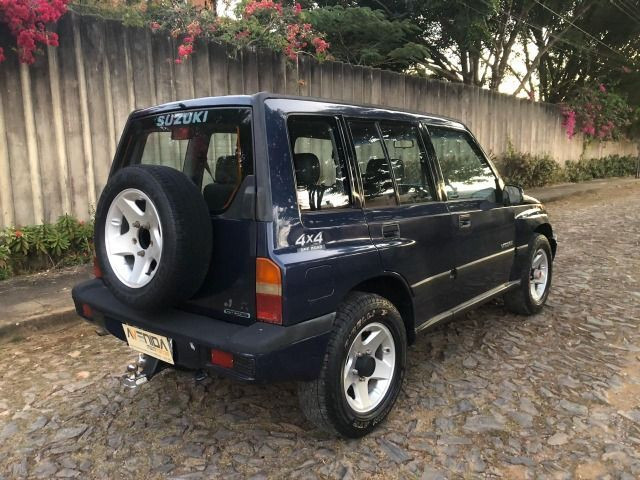 Suzuki Vitara JLX conservadíssimo - Foto 11