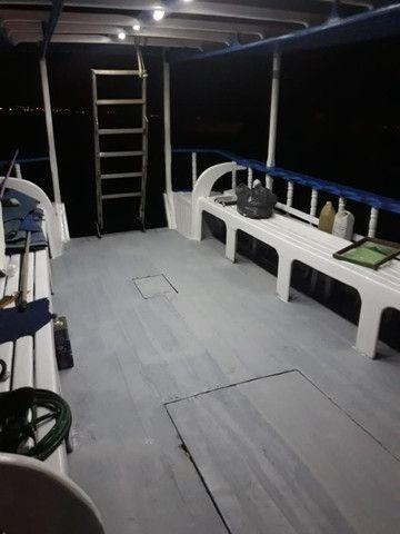 Traineira de mergulho, passeio ou pesca - Foto 4