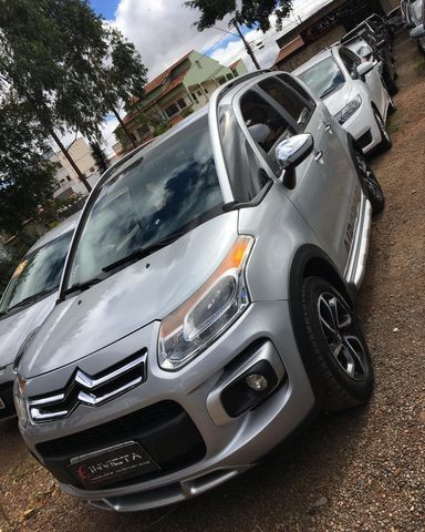 Air Cross 1.6 exclusive 2011 manual completo
