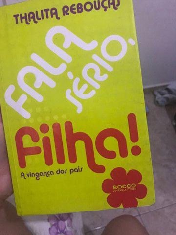 Livro FALA SÉRIO FILHA