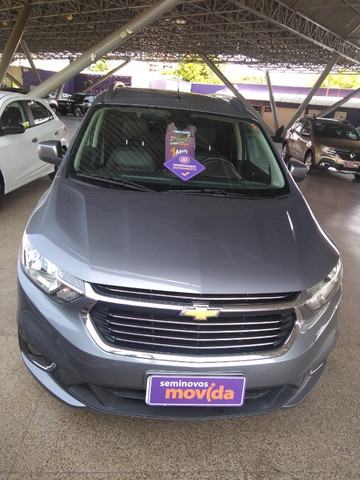 Chevrolet Spin Premier 1.8 8V Econo.Flex 5p Aut - Foto 4
