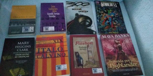 Livros á venda a partir de 15 reais - Foto 2
