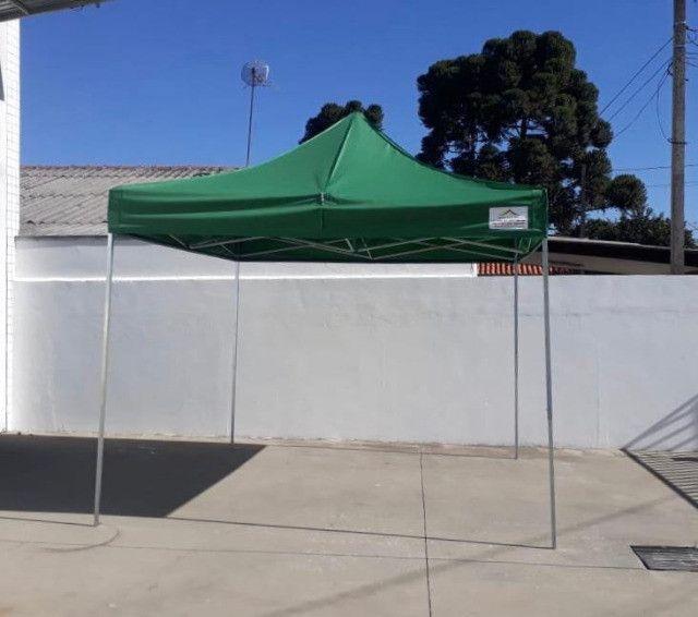 Tenda 3x3 Sanfonada - Foto 3