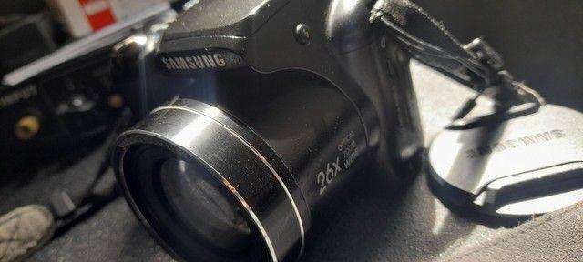 Câmera Samsung WB100 - Foto 2