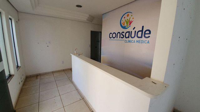 Sala Comercial Estac Centro Taquaralto p/ Empresa Clínica Etc  1800 ALUGA Airton  - Foto 9