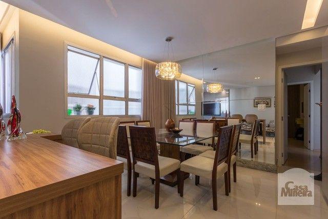Apartamento à venda com 4 dormitórios em Vila paris, Belo horizonte cod:337611 - Foto 3