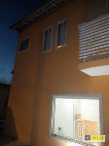 Casa com 3 dormitórios à venda, 126 m² por R$ 375.000,00 - Água Limpa - Volta Redonda/RJ - Foto 9