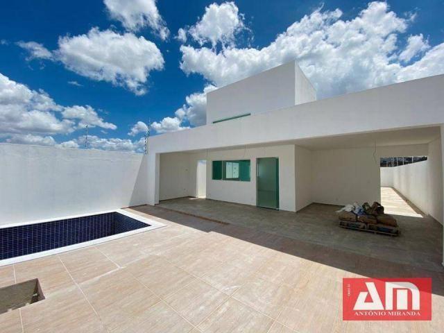 Casa com 3 dormitórios à venda, 145 m² por R$ 350.000 - Gravatá/PE