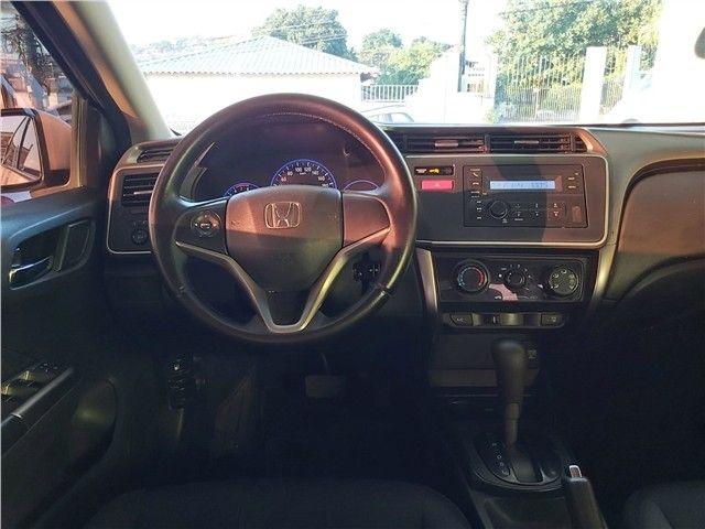 Honda City 2016 1.5 lx 16v flex 4p automático - Foto 15