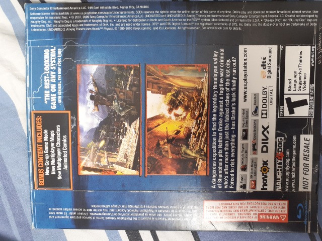 Uncharted 2 - Foto 3