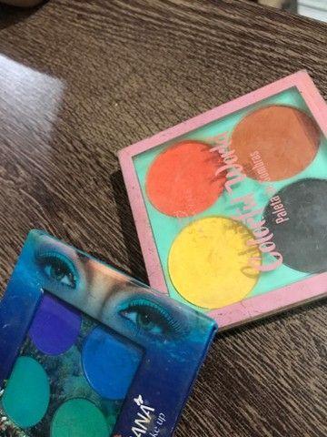 2 paletas seminovas - Foto 2