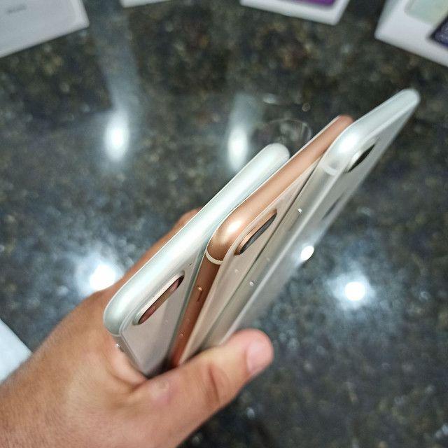 iPhone 8 Plus 64gb, Anatel, impecavel,Ac Trocas !! - Foto 5