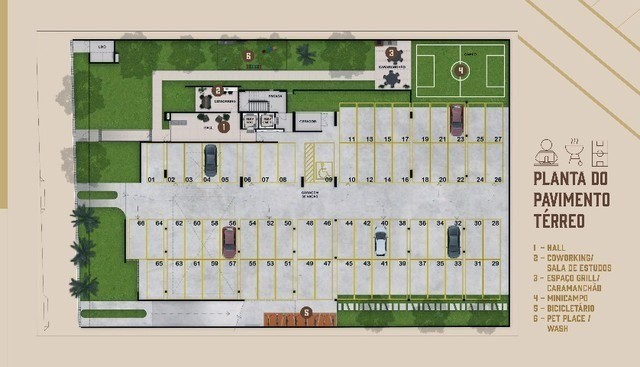 JS- Lançamento Várzea, ao lado da UFPE - 3 quartos 65-83m² | Praça das Seringueiras - Foto 15